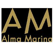Alma Marina Logo