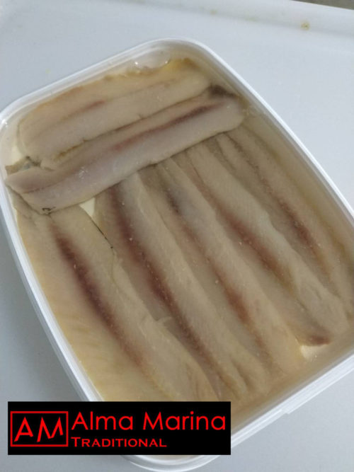 Filetes de Sardina en aceite Traditional