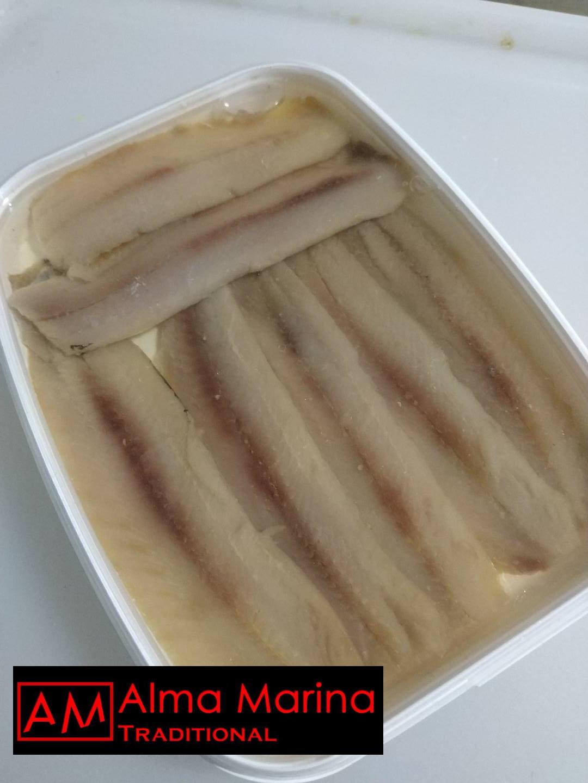 Filetes de Sardina en aceite Traditional